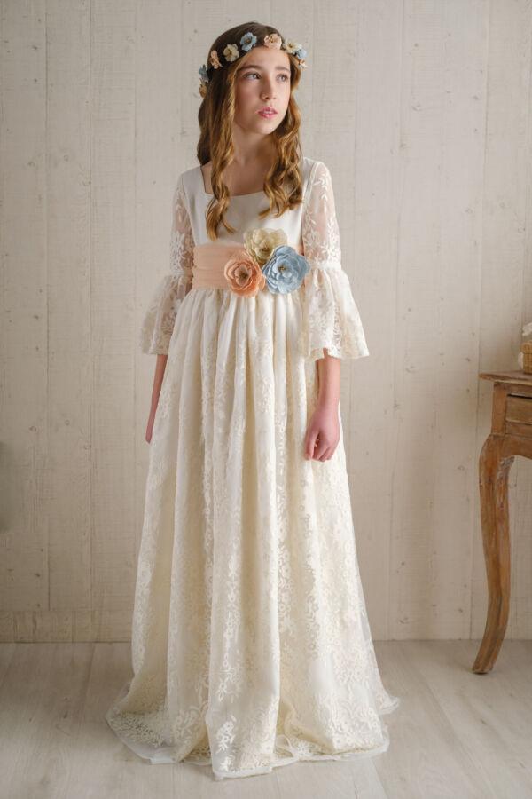 vestido comunion elsa1296