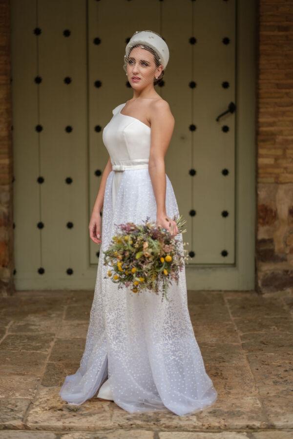 vestido de novia sejmet 38