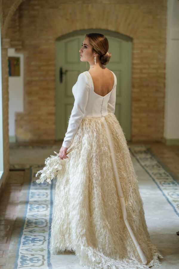vestido novia idum-107